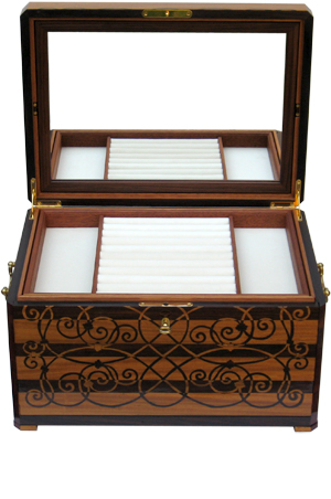 Beautiful custom jewlery box